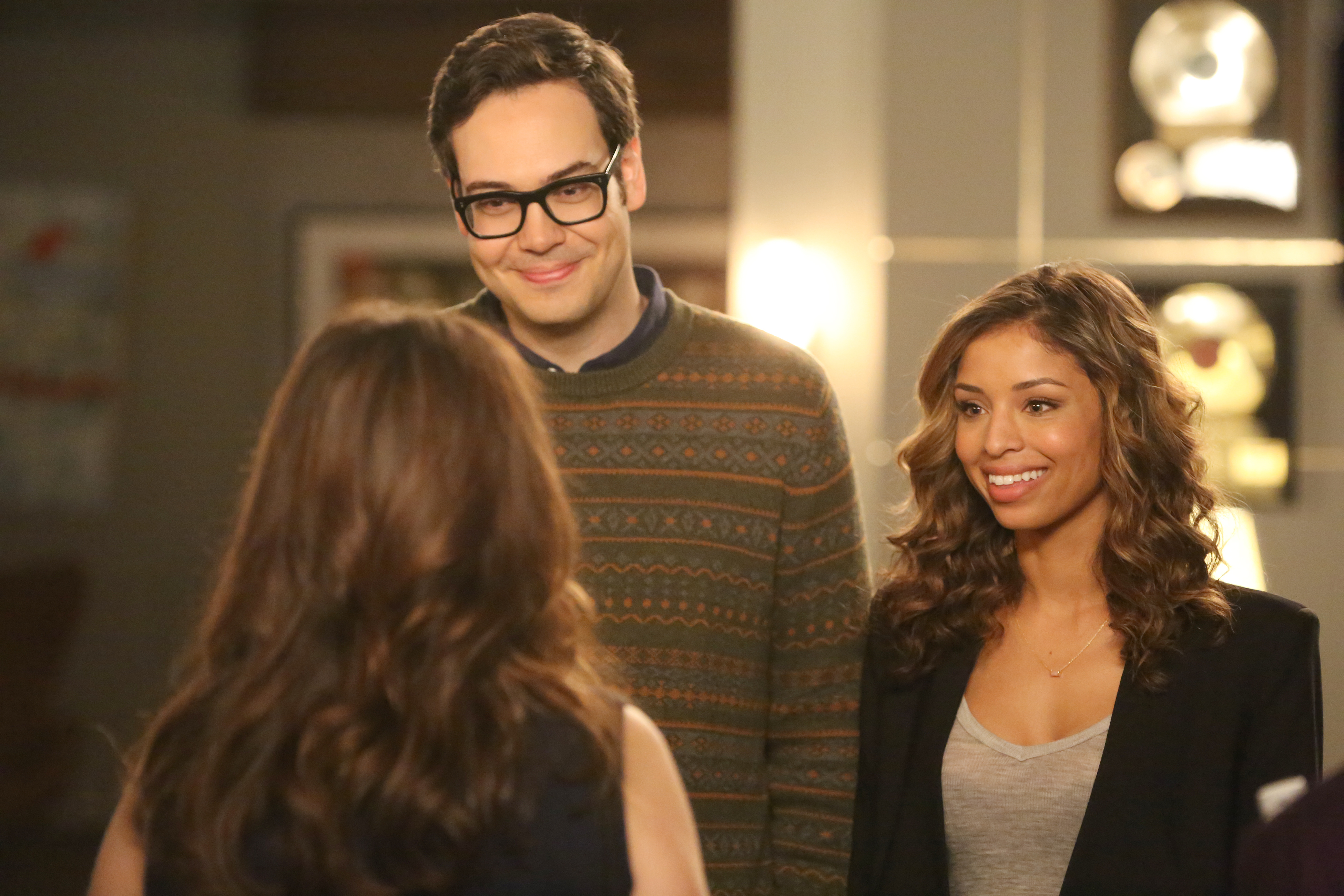 Brytni Sarpy on New Girl - FOX