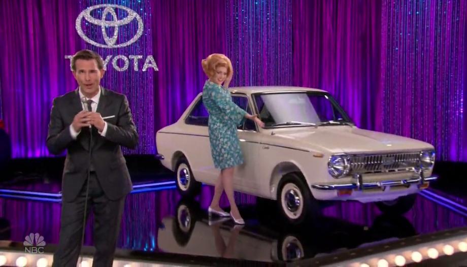 Carolyn Hennesy Toyota Ad - NBC
