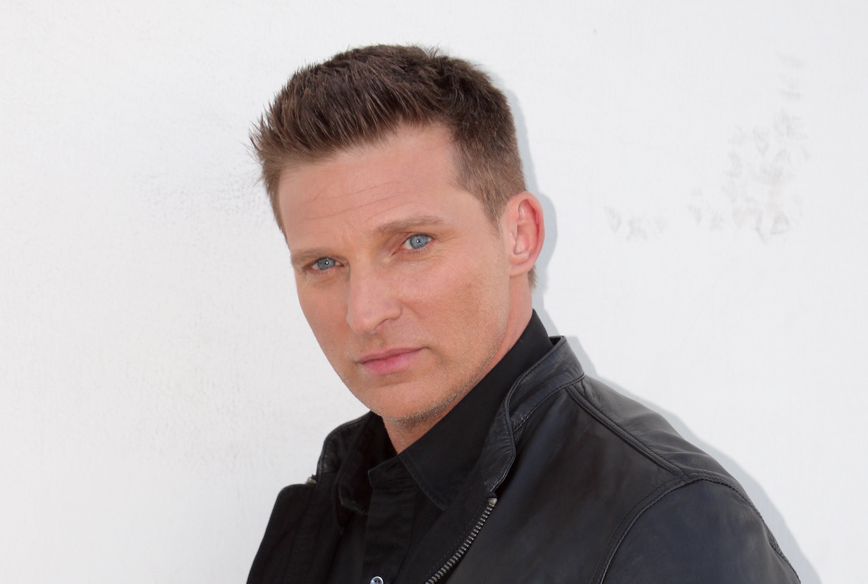 Steve Burton - Jim Warren