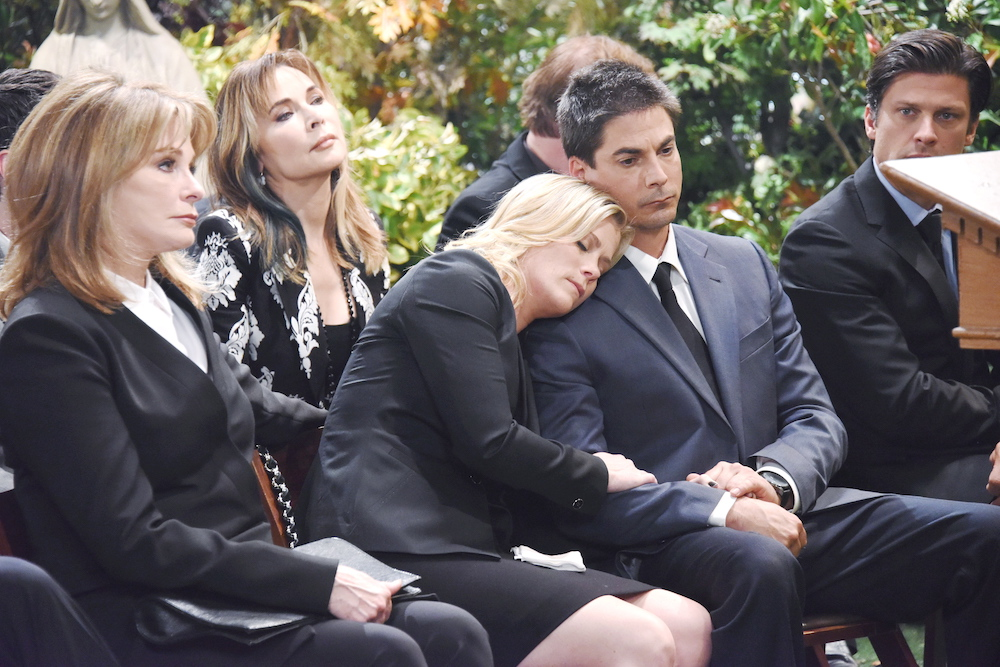 DAYS Will's Funeral - JPI