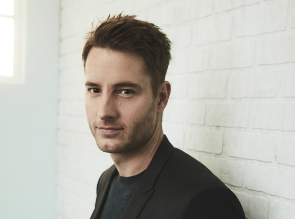 Justin Hartley - NBC/Getty