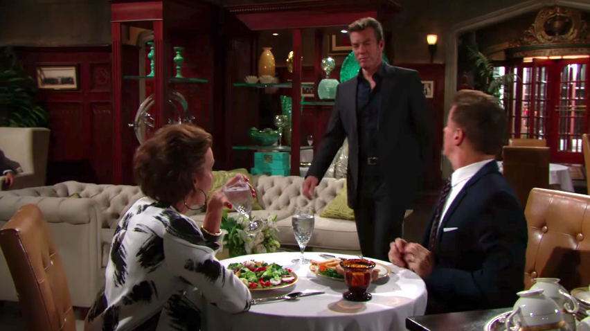 Y&R Gloria, Jack, and Michael - CBS