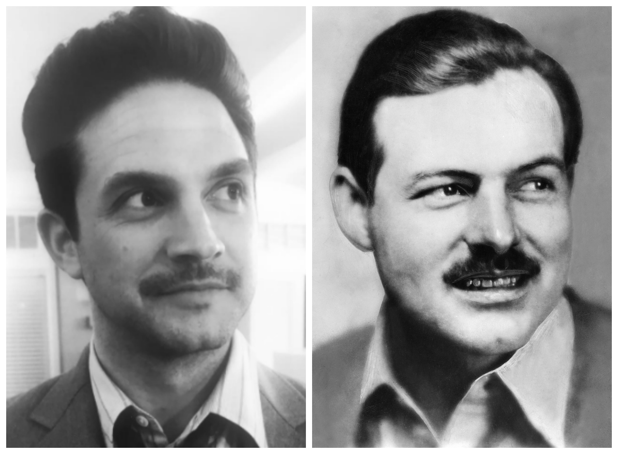 Brandon Barash/Ernest Hemingway - Instagram/Getty
