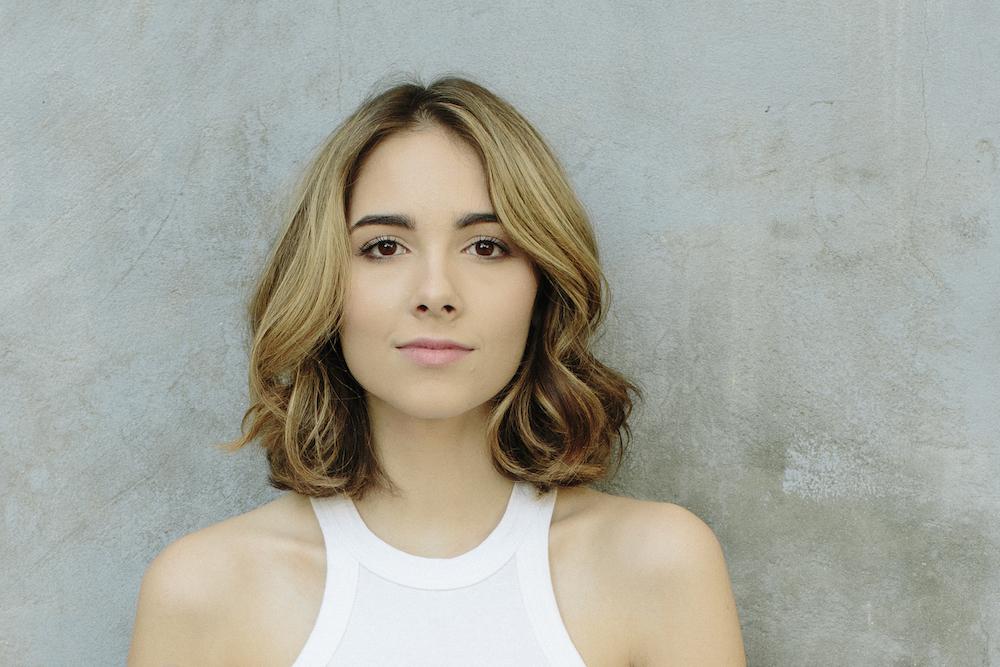 Haley Pullos - Catie Laffoon