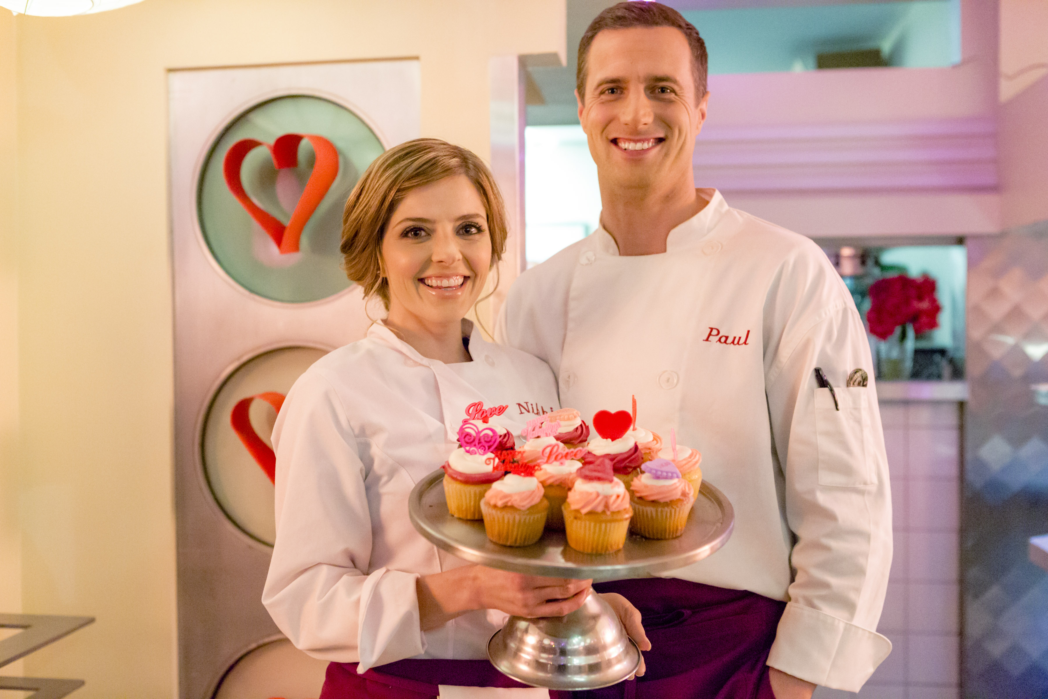 Jen Lilley in A Dash of Love - Crown Media