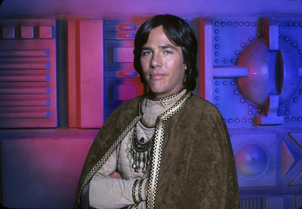 Richard Hatch Battlestar Galactica - ABC