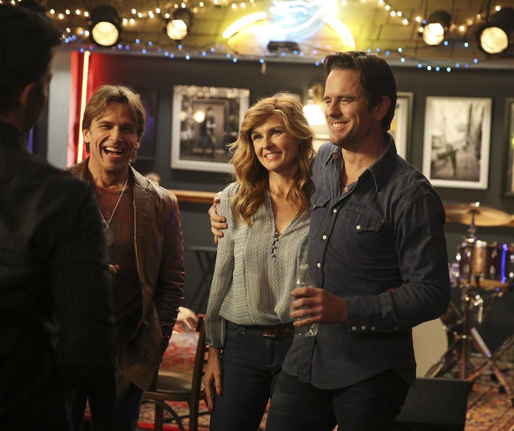 Scott Reeves on Nashville - ABC/Getty