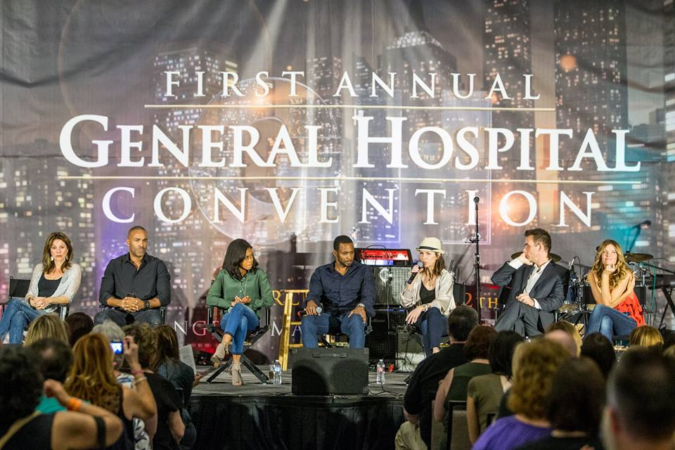 General Hospital Convention Stage - Facebook