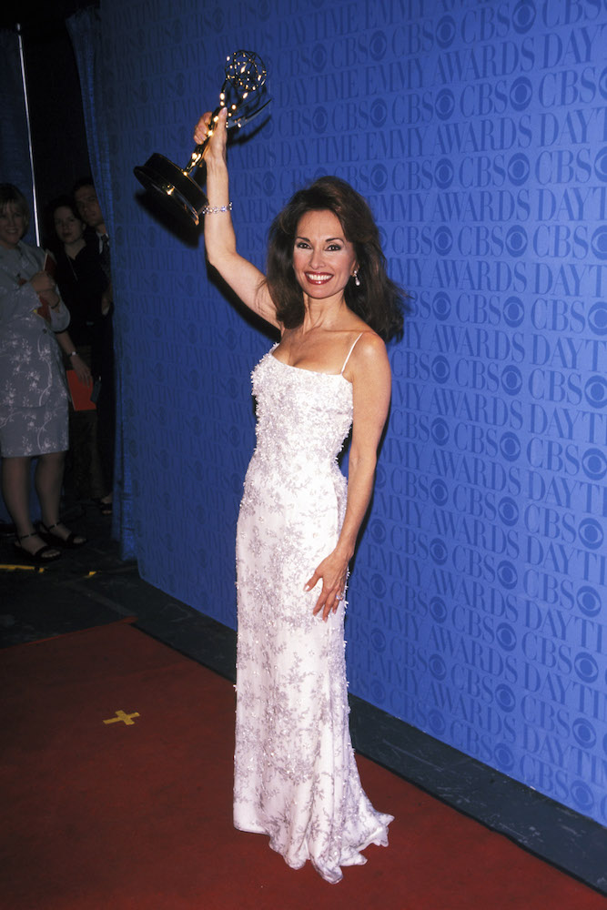 Susan Lucci Emmy Win - WireImage