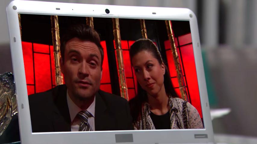 Y&R Cane Skype Call - CBS