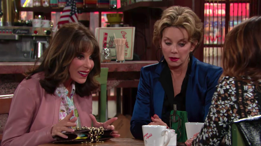 Y&R Esther and Gloria - CBS
