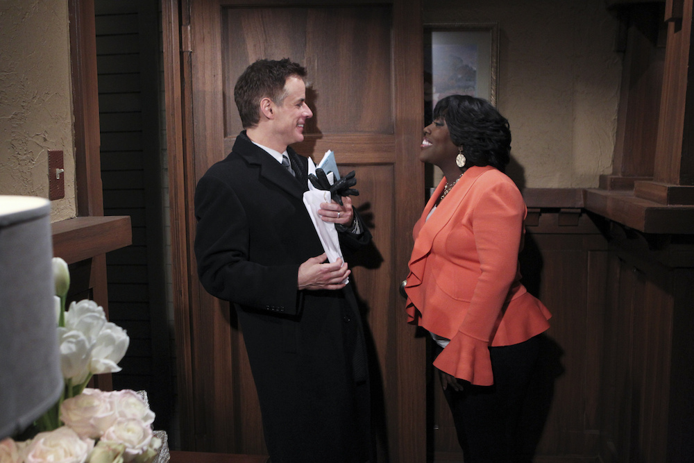 Sheryl Underwood on Y&R - CBS/Getty
