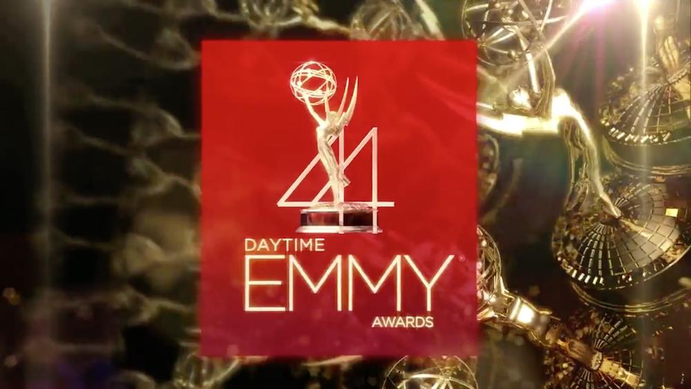 2017 Daytime Emmys Title