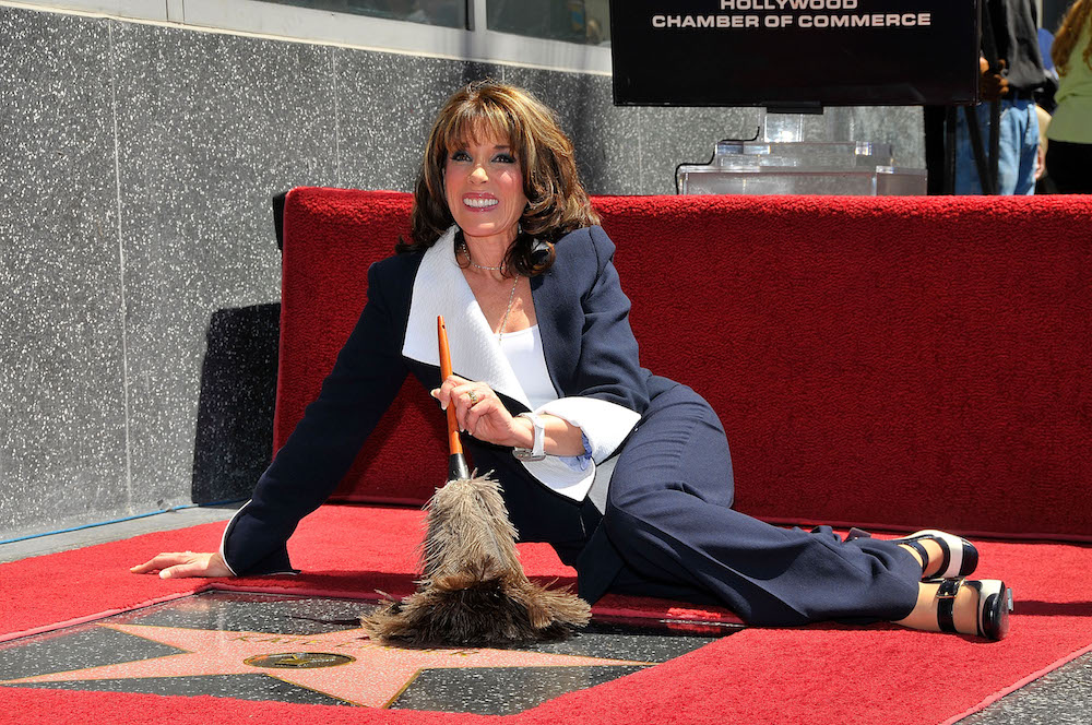 Kate Linder Star Hollywood Walk of Fame - Getty