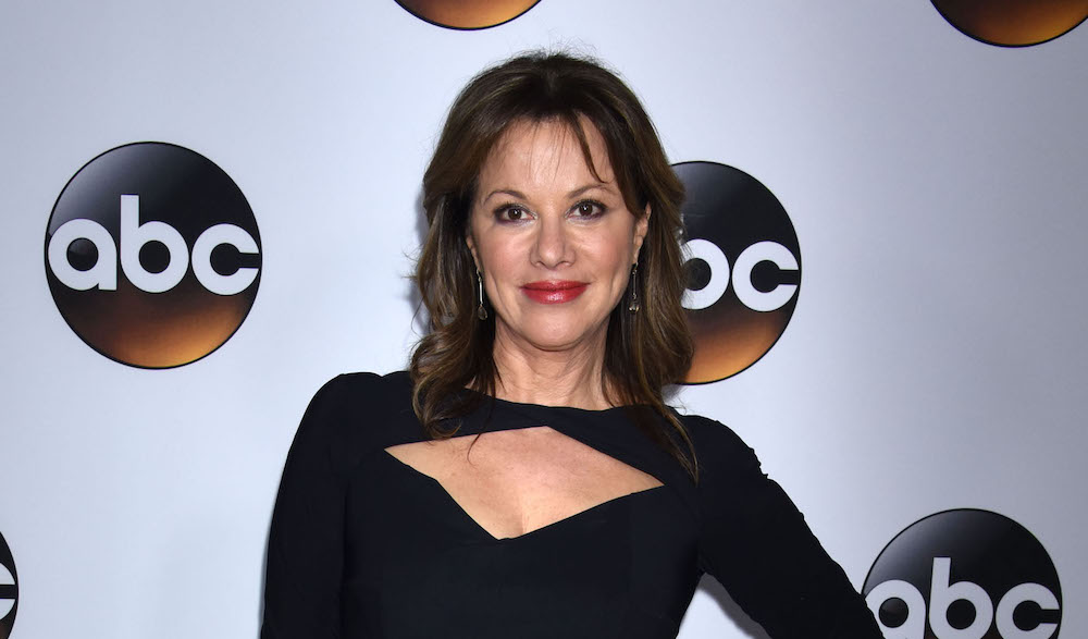 Nancy Lee Grahn - Bergman