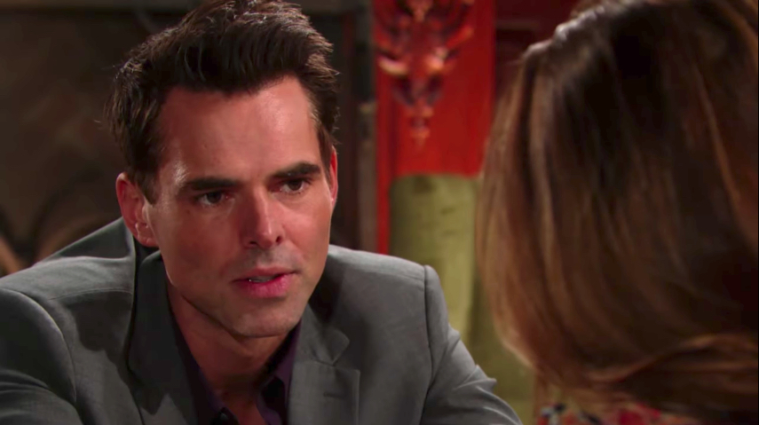 Y&R Billy and Victoria - CBS