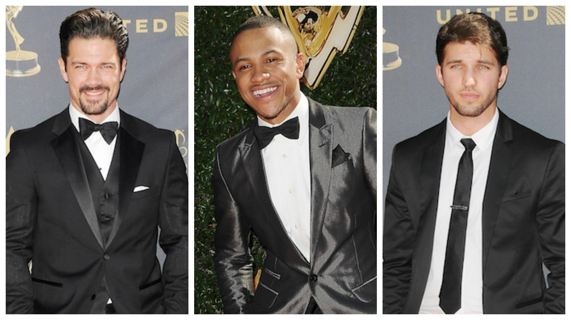 2017 Daytime Emmys Men ABC Trio - JPI