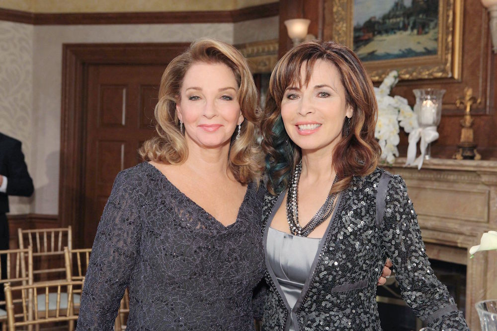 Deidre Hall and Lauren Koslow - JPI