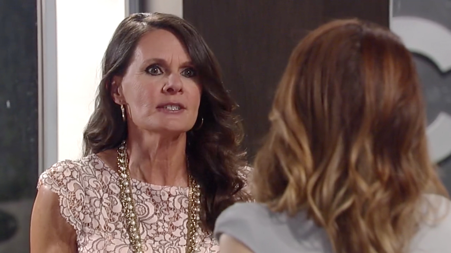 GH Lucy and Olivia - ABC
