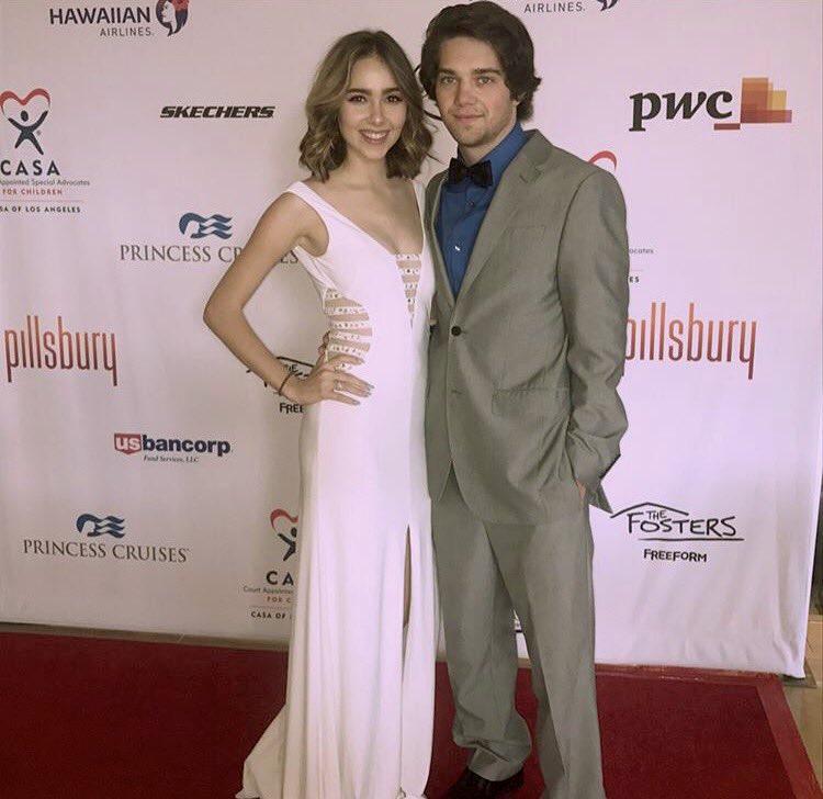 Haley Pullos & Jimmy Deshler - Twitter