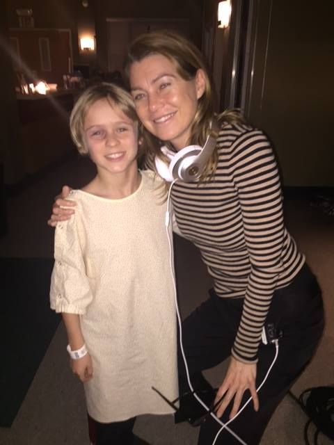 Hudson West with Ellen Pompeo - Facebook