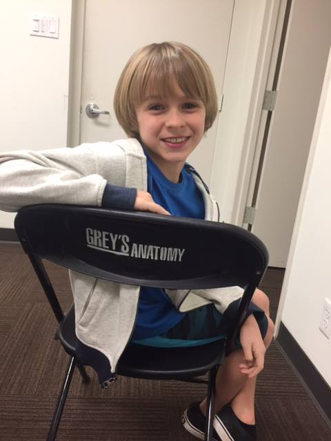 GH's Hudson West on Grey's Anatomy - Facebook