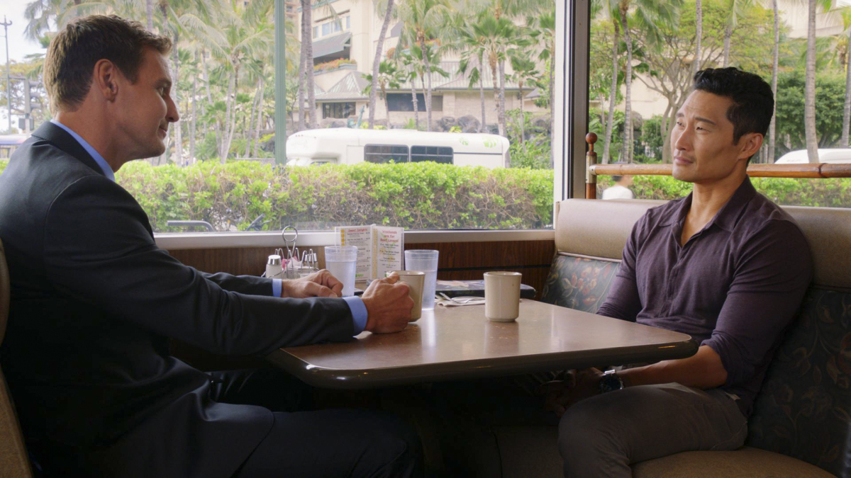 Ingo Rademacher on Hawaii Five-0 - CBS