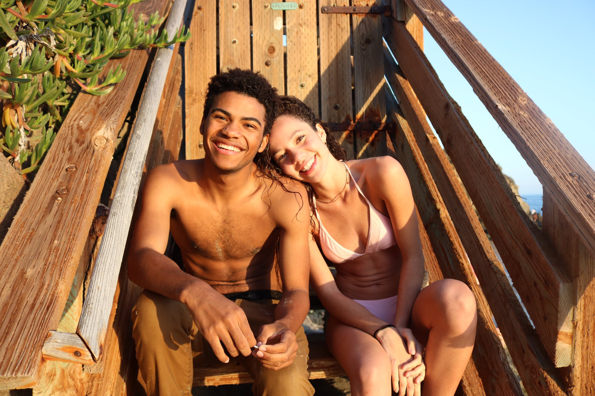 Noah Alexander Gerry & Lexie Stevenson