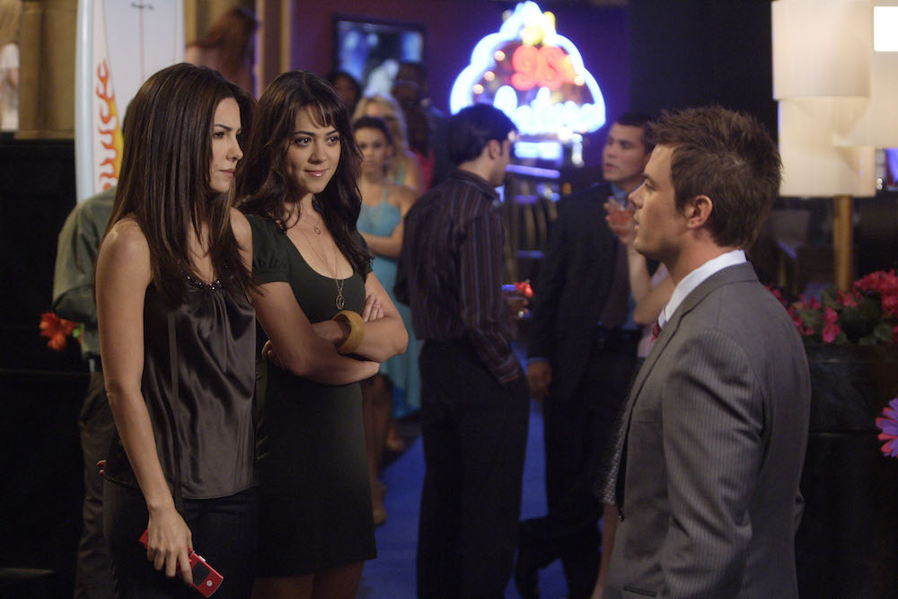 Vanessa Marcil on Las Vegas - NBC/Getty