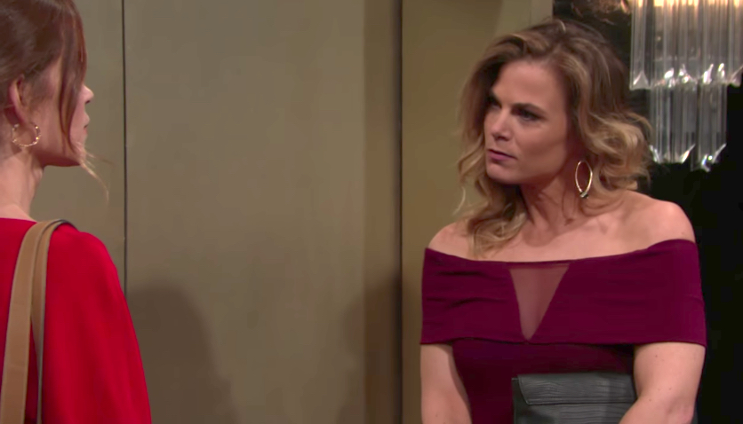 Y&R Victoria and Phyllis - CBS