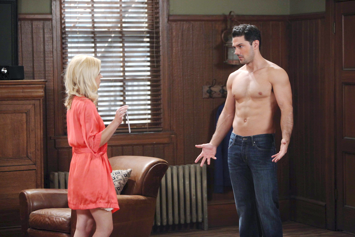 GH Maxie Shirtless Nathan - JPI