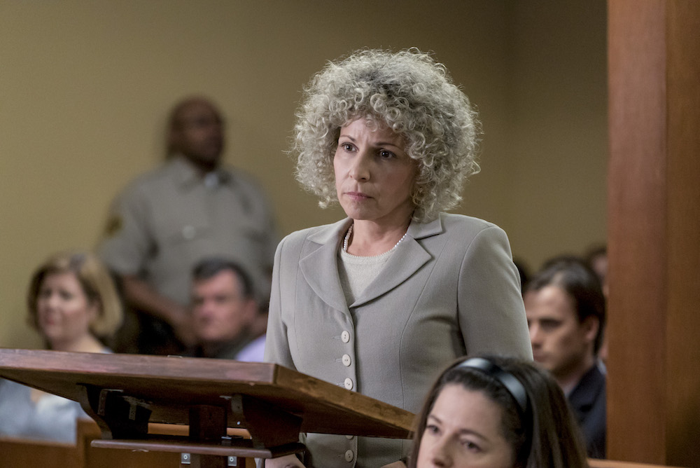 Meredith Scott Lynn in Menendez Bros movie - Lifetime