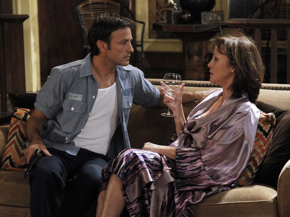 OLTL Troy and Nora - ABC