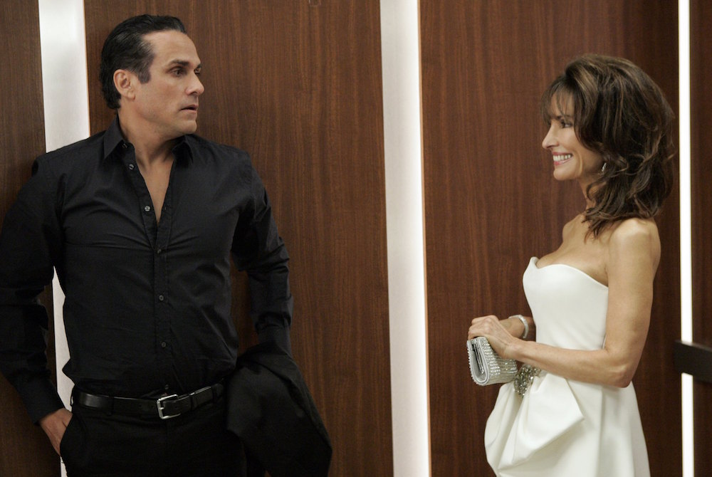 Maurice Benard and Susan Lucci - ABC/Getty