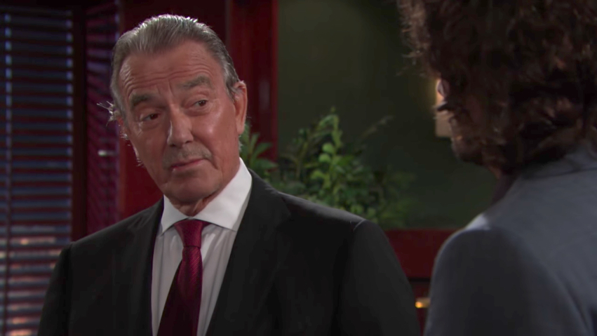 Y&R Victor and Scott - CBS