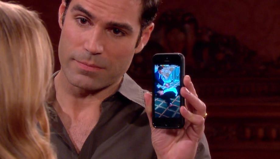 DAYS Abigail Dario Phone - NBC