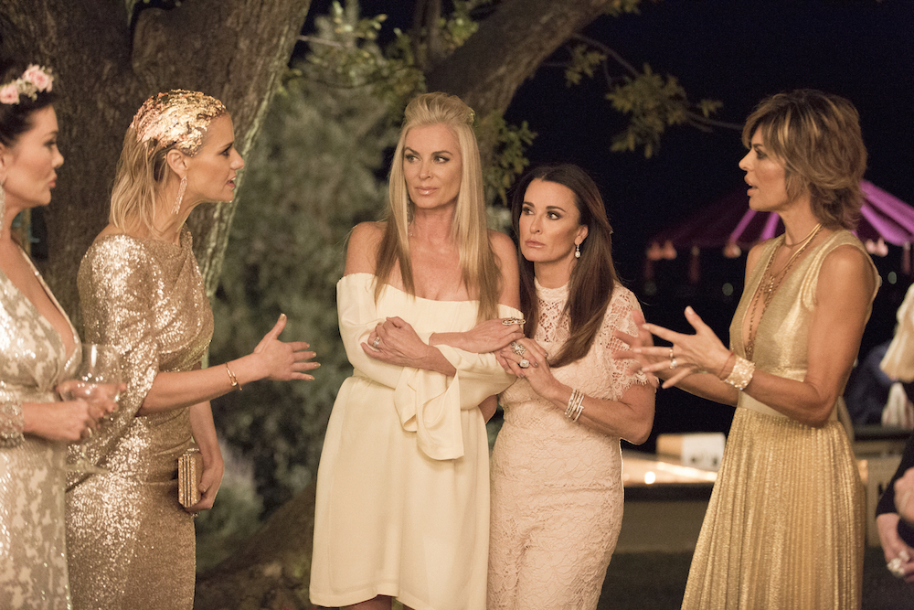 Eileen Davidson on Real Housewives - Getty
