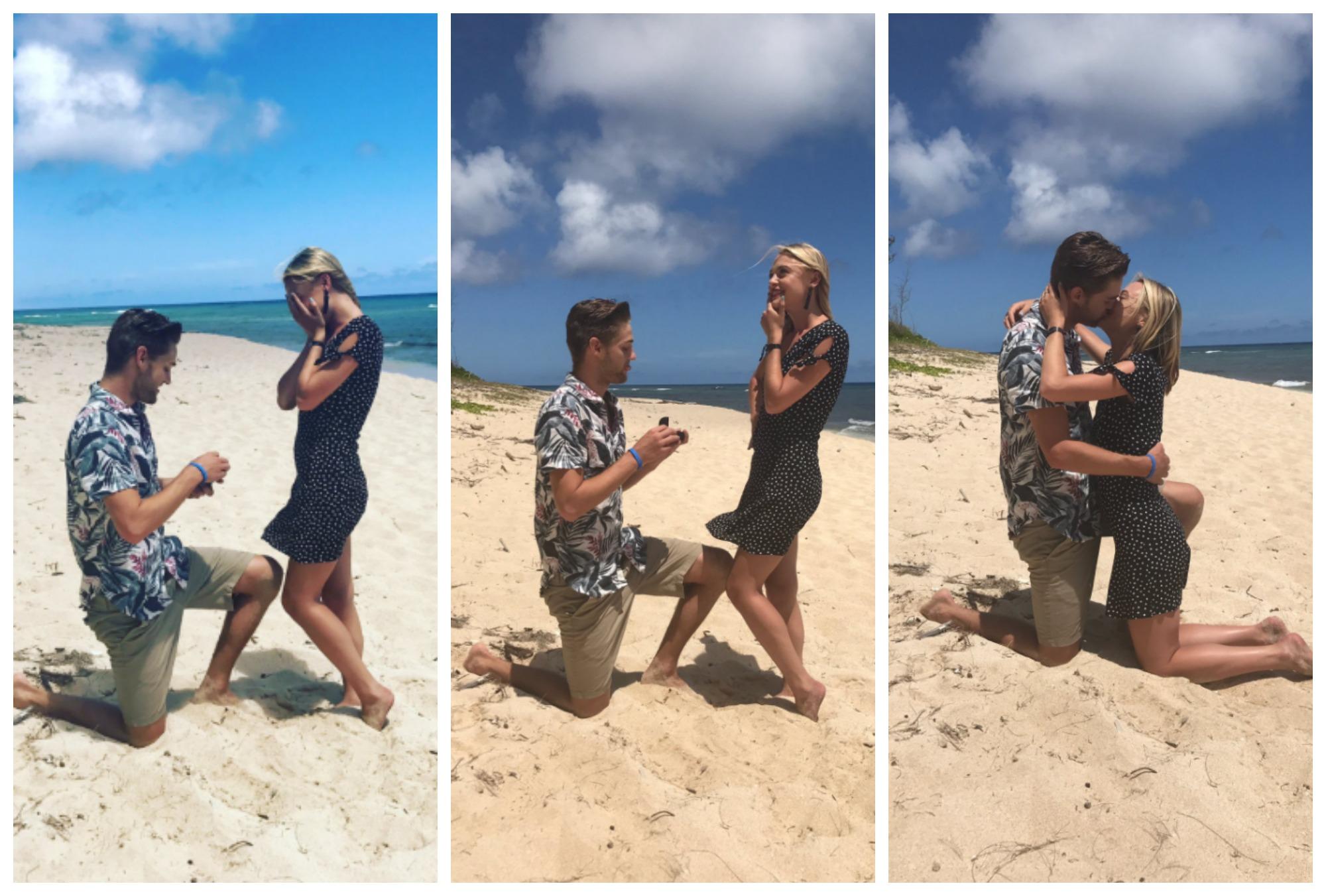 Hayley Erin Proposal - Twitter