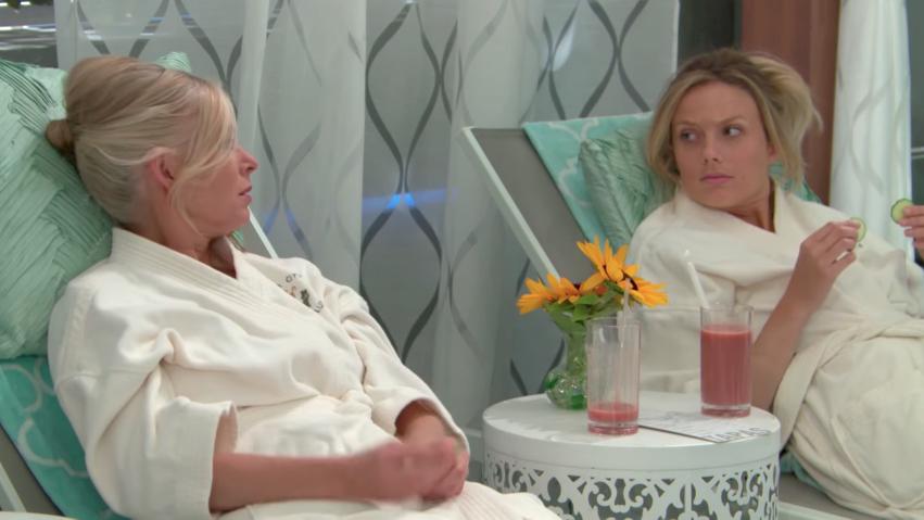 Y&R Ashley and Abby - CBS