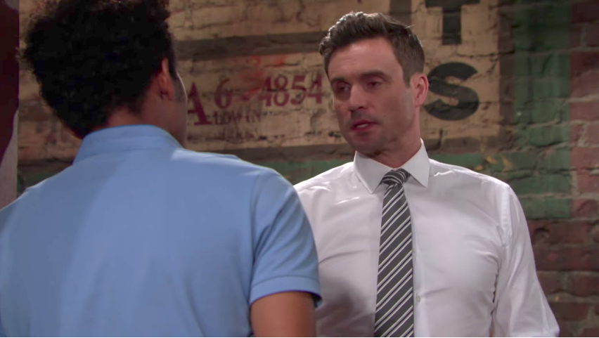 Y&R Cane and Charlie - CBS