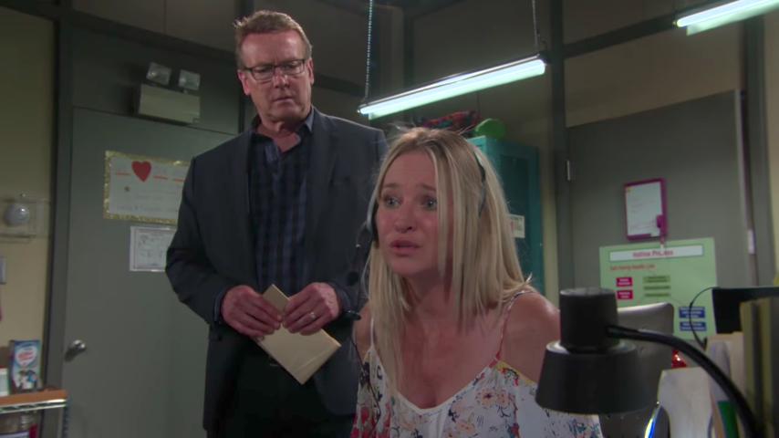 Y&R Paul and Sharon - CBS