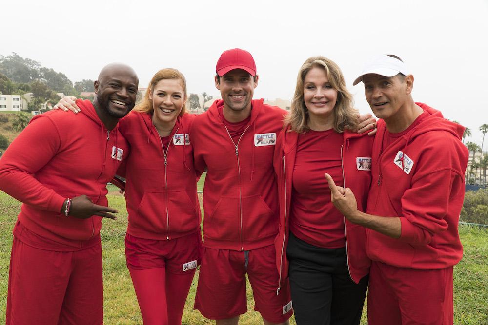 Deidre Hall Battle of Network Stars - ABC