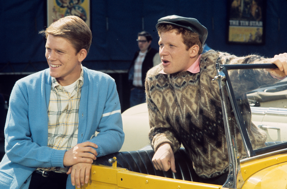 Don Most on Happy Days - Getty