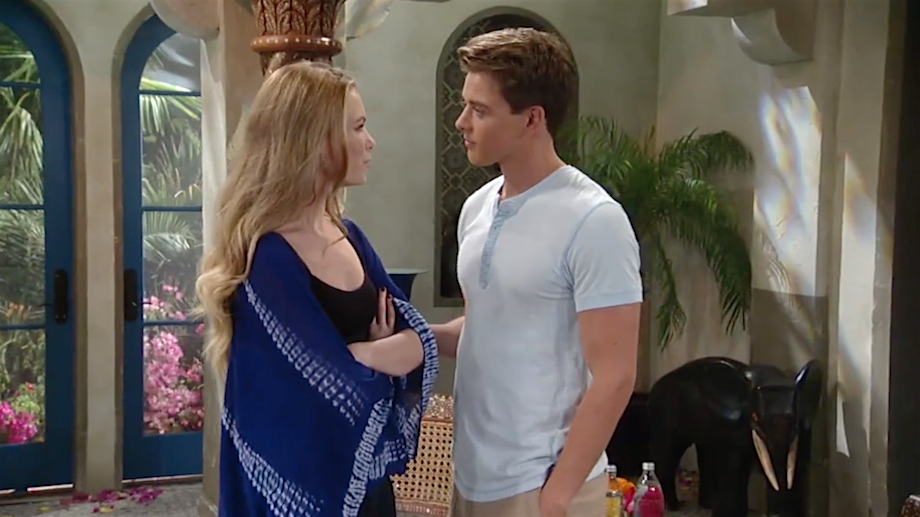 GH Nelle and Michael - ABC