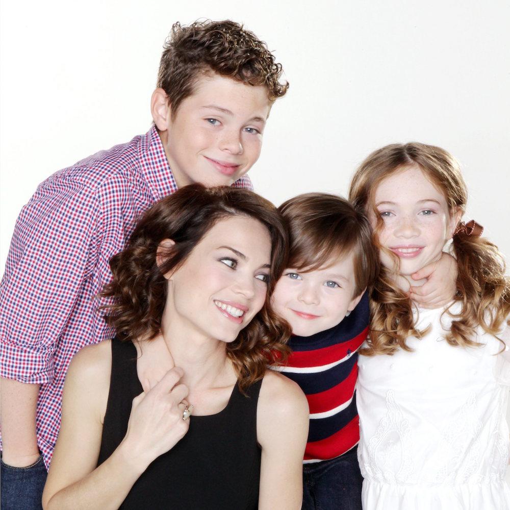 Rebecca Herbst & Kids - JPI