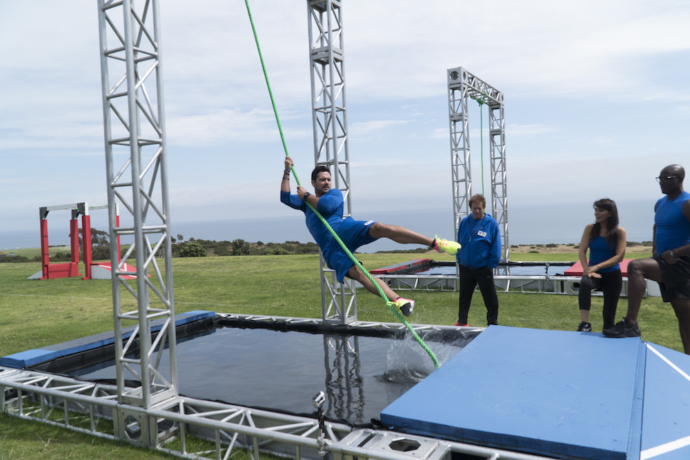 Ryan Paevey Obstacle Course - ABC
