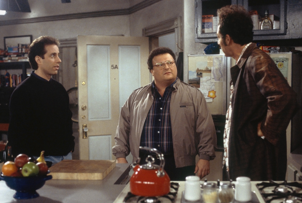 Wayne Knight on Seinfeld - NBC/Getty