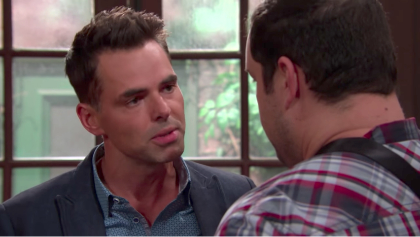 Y&R Billy and Jesse - CBS