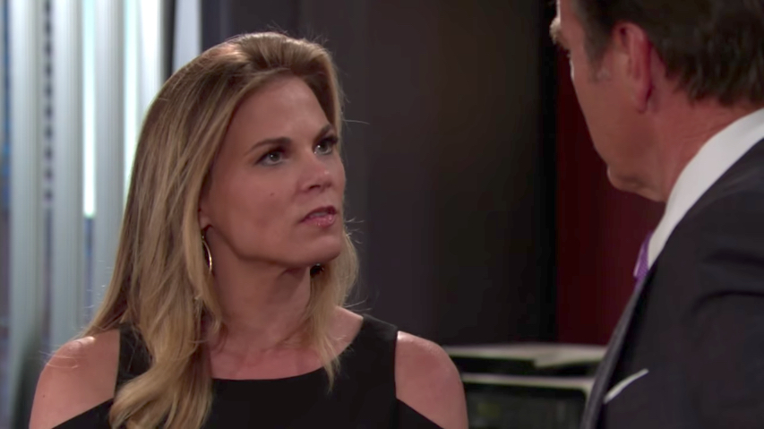 Y&R Phyllis and Jack - CBS