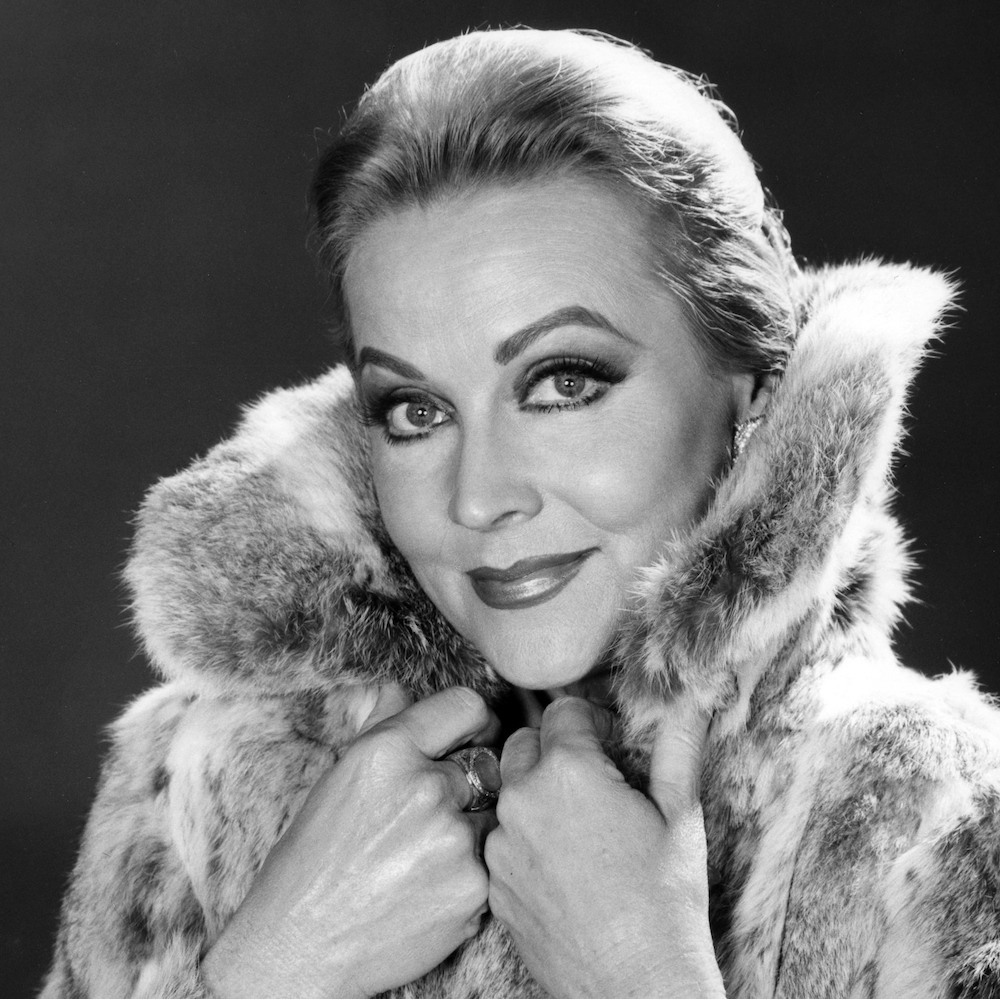 Anne Jeffreys on General Hospital - ABC/Getty
